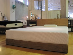 FB  BED FLAT TYPE & TEMPUR MATTRESS