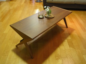 DELTA  LIVING TABLE