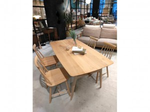 NORD DINING TABLE & CHAIR